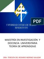 4. Psicologíadel Aprendizaje. PPT