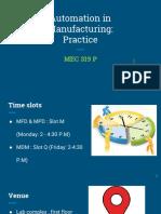 MEC- 319P-Assessment_ 2016
