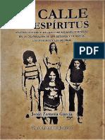 Jesús Zamora, La Calle y Sus Espíritus..