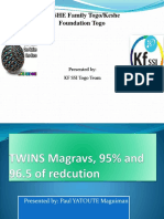 TWINS Magravs, 95% and 96 correcte.pptx