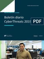 Amenazas en ciberseguridad - [ 17_12_2019 ]