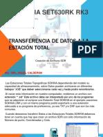Transferencia de Datos
