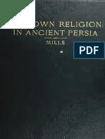 religion persa ingles