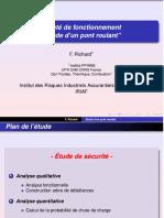 Sureté de fonctionnement Etude d un pont roulant - PDF - Copie.pdf