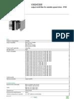 Altivar Process ATV600_VW3A5306