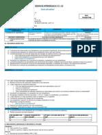 3° U-3 sec-SESIÓN DE APRENDIZAJE 03 (R)  DPCC