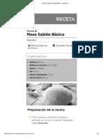 Receta de Masa Sablée Básica.pdf