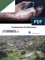 Presentación de Fundamentos de Electrónica