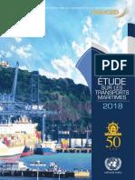 L'Étude Sur Les Transports Maritimes 2018 - CNUCED