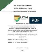 Tesis Nivel de Conocmiento y frecuencia de-retinopatia-diabetica-2019 Corregido