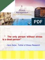 stress management final1