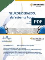 GIOVANNI LOPEZ - Neuroliderazgo aplicado a la seguridad