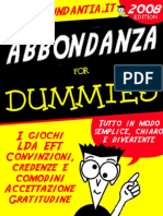 Andrea Magrin - Abbondanza for dummies (2008).pdf