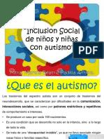Inclusion Social Autismo