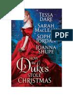 Antologia - Varias Autoras - Como  Los Duques Robaron La Navidad