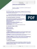 01 protocolo para acceso de personal ITES