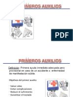 Capacitacion PRIMEROS AUXILIOS BASICOSppt-2.odp