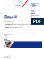 GA502166-New Policy Welcome Letter