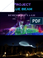 Project Blue Beam False Flag