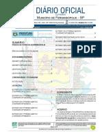 DOE - SP - Fernandópolis - PM - edição 0.245 - 10-10-2019