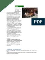 ABRASIVOS EN LA PRODUCCIÓN DE CUEROS Y CALZADOS