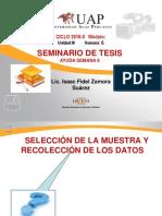 AYUDA 6- SELECCIÓN DE LA MUESTRA Y RECOLECCIÓN DE LOS DATOS.ppt