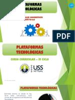 PLATAFORMAS  TECNOLÓGICAS 4