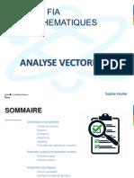 Projet 7 – SAM Analyse vectorielle