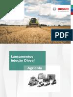 Bosch Diesel Catalogo Injeção Eletrônica Linha Agrícola 2019