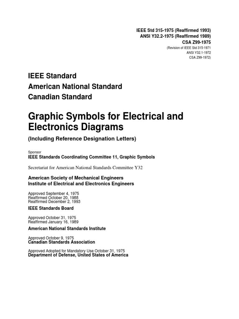 IEEE 40  40  ANSI Y40.40