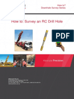 How to Survey an RC Hole 29042016