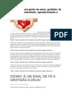 textos sobre o dizimo.docx