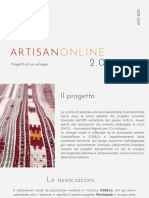 ArtisanOnline Brochure print light