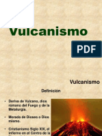 5. Vulcanismo