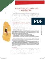 denotacion connotacion y polisemia