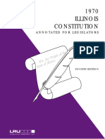 Ill. Constitution, Annotated