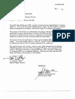 Apollo 9 Mission Operation Report