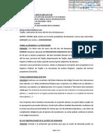 PARA PEDIR DEVOLUCION DE LOS ANEXOS
