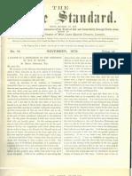 Bible Standard November 1878