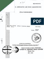 Apollo 9 Mission Report