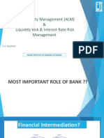 08- ALM - Market Risk Management, Liquidity Risk,Ratios 14.03.2019
