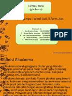 FARKLIN GLAUKOMA - CD.ppt