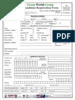 Registration Form - Gwg-cp-frm-crf-004 - Part b - India