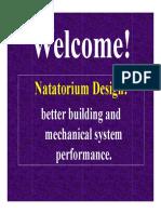 Natatorium-Design