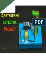 Earthquak alarm
