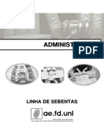 Direito Administrativo - AEFUNL