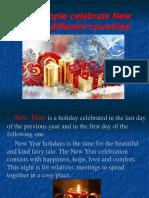 New year around the world 1