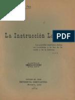 La instrucción laica.pdf