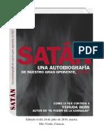 Satán, una autobiografía de nuestro gran oponente, el ego-Yehuda Berg