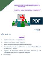 Presentación Luis Catrilef